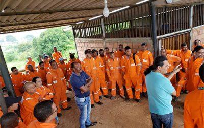 Trabalhadores da Engevale paralisam atividades após denúncias de assédio moral