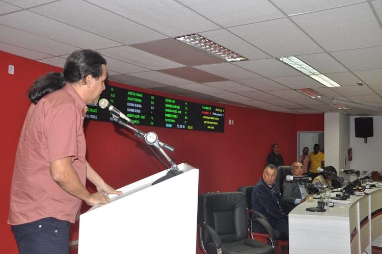 Sindipetro pede apoio da Câmara Municipal de Alagoinhas para resolver situação dos trabalhadores da BRESPEL