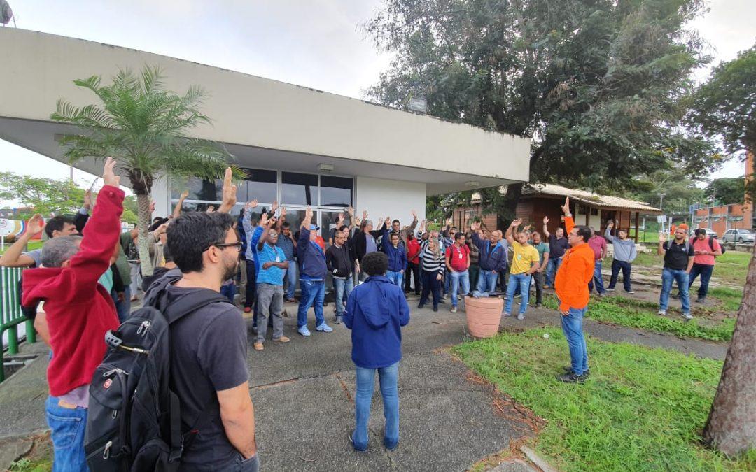 Petroleiros da Bahia seguem rejeitando, por unanimidade, a proposta da Petrobrás para o ACT