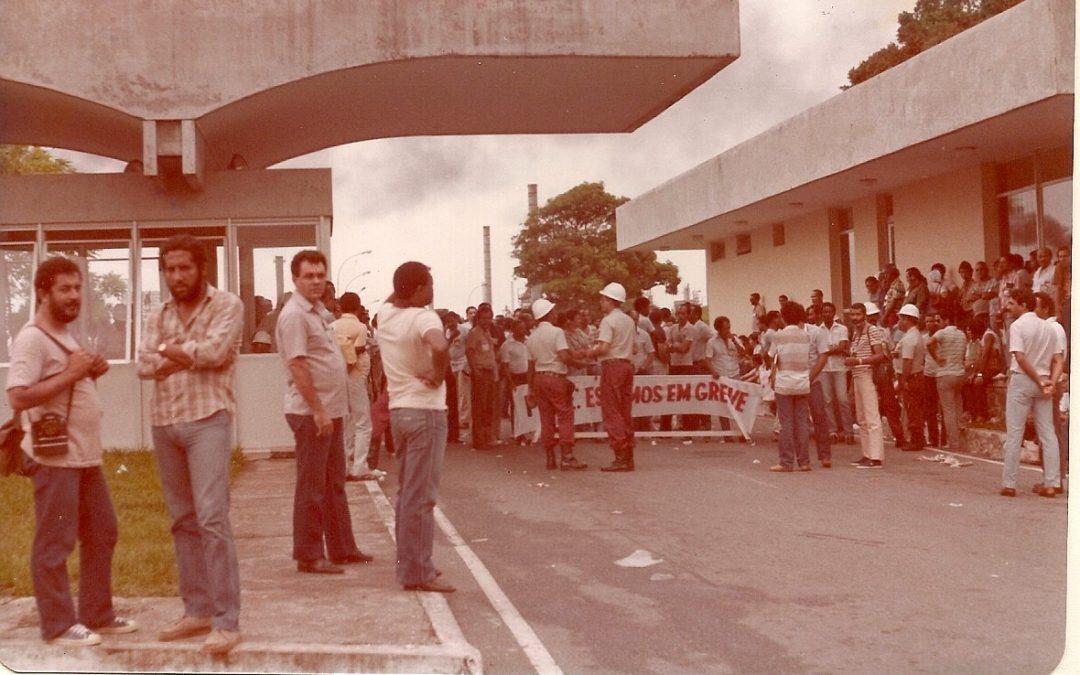 36 anos da histórica greve de 1983 na RLAM
