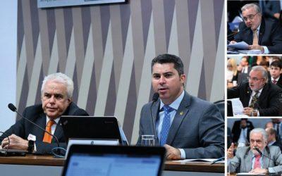 Atual presidente da Petrobras é chamado para explicar processo de desinvestimento em audiência no Senado