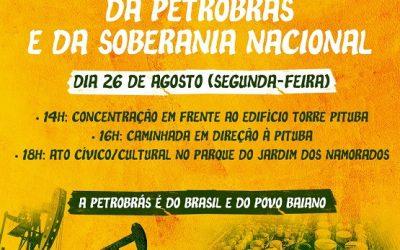 26 de agosto é dia de folga no campo e de luta por emprego e direitos