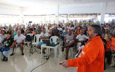 Participantes e assistidos do PP1 buscam informações sobre o plano alternativo do GT Petros