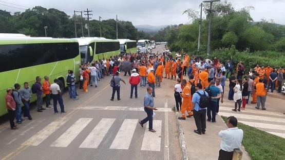 Petroleiros da Bahia começam assembleias rejeitando proposta para o ACT e aprovando greve a partir de 26/10