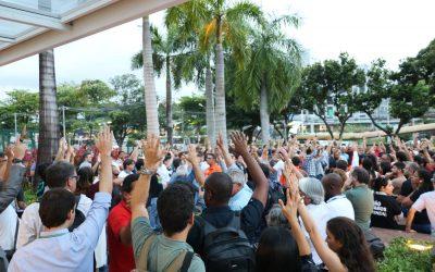 Bahia – Cresce rejeição à proposta do ACT, já indicativo de greve vem sendo aprovado