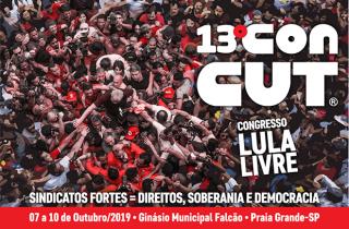 Sindipetro Bahia leva ao 13º Concut, em São Paulo, a discussão sobre a saída da Petrobrás do Nordeste