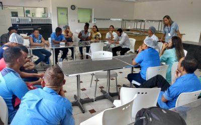 Empresa de alimentação dá calote e trabalhadores da Petrobrás estão passando fome