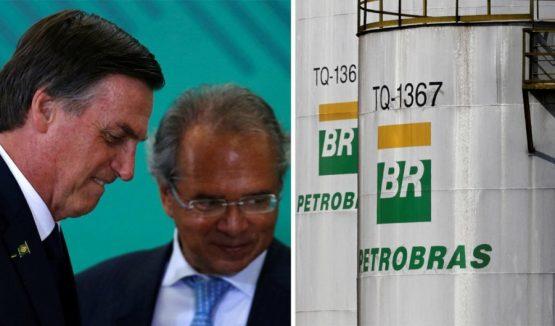 A BR de hoje pode ser a Petrobrás amanhã
