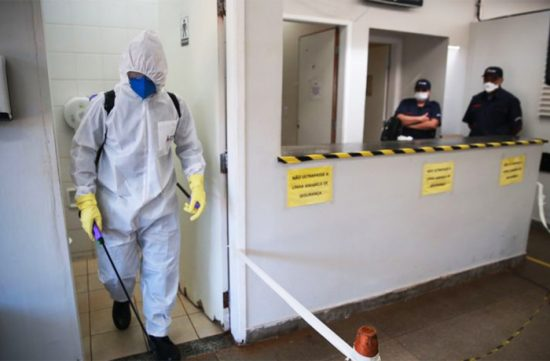 Governadores do Nordeste lançam 'quartel-general' de combate ao coronavírus