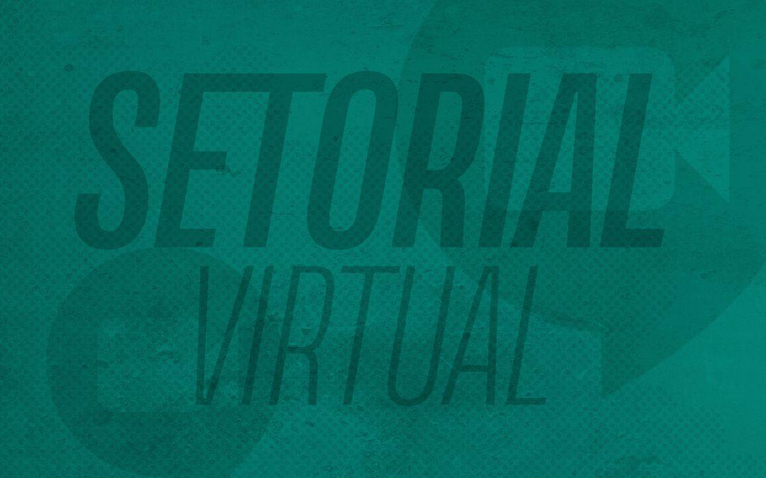 Sindipetro Bahia realiza setoriais virtuais com a categoria para discutir a contraproposta da Petrobrás para o ACT