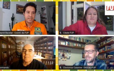 FUP desafia Castello Branco a debater o futuro da Petrobras e o Acordo Coletivo com a categoria