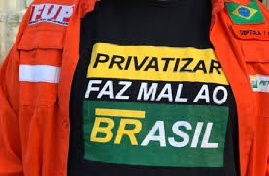 FUP intensifica mobilizações no dia 30, quando STF julga ação que pode barrar venda das refinarias