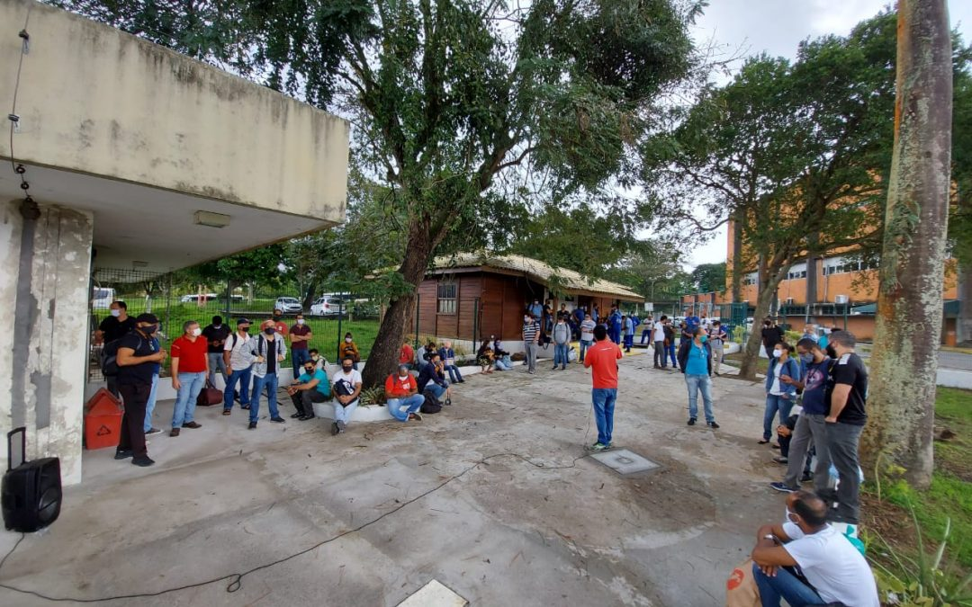 Com quase 100% das assembleias realizadas, petroleiros da Bahia seguem aprovando indicativo da FUP para o ACT