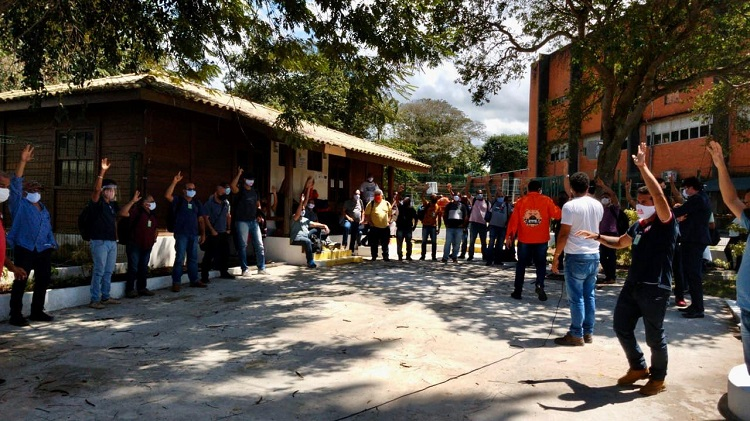 Bahia – Petroleiros seguem aprovando indicativo da FUP para o ACT; assembleias terminam no sábado (12)