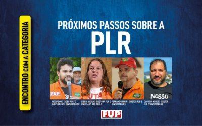 FUP discute próximos passos da negociação da PLR em live nesta terça