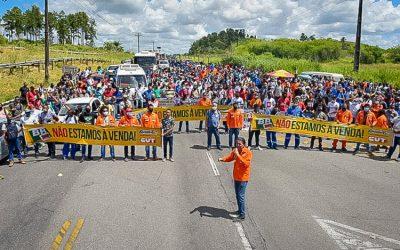 Petrobrás encerra negociações e petroleiros retomam greve nessa sexta (5)