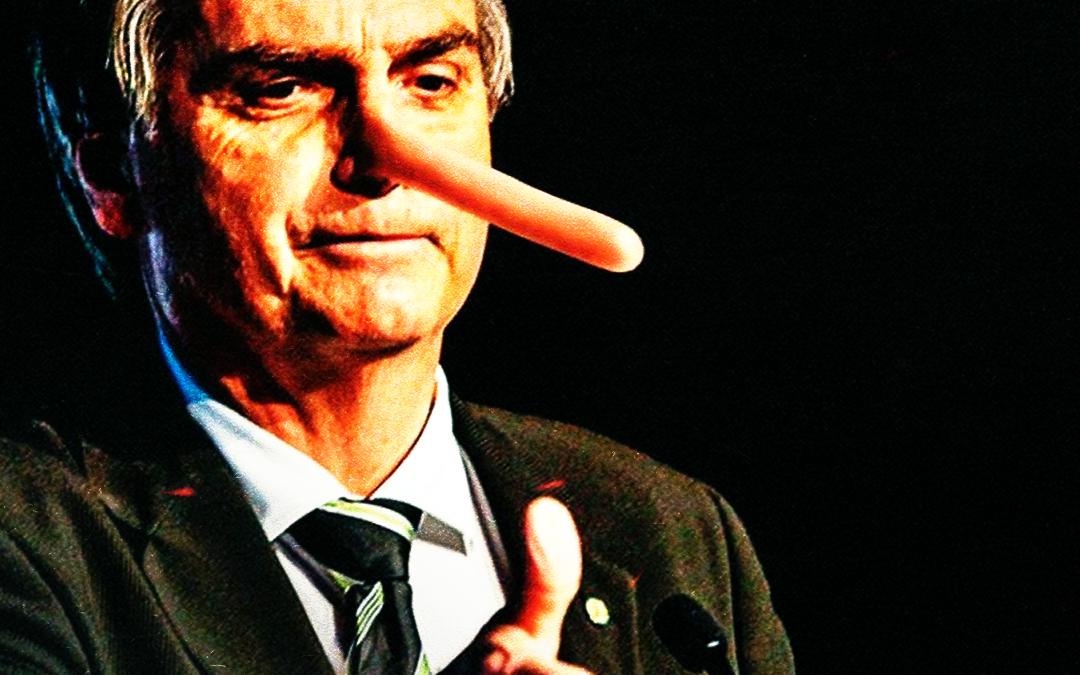 Artigo – Governo Bolsonaro vive à base de mentiras. Objetivo sempre foi o de privatizar a Petrobras