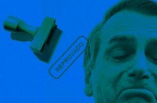 62% dos brasileiros consideram governo Bolsonaro ruim ou péssimo, diz pesquisa