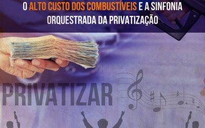 Conselheira da Petrobras alerta: Em sintonia com a 'vontade presidencial', políticos orquestram privatização da empresa