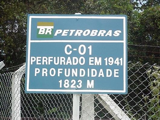 Resultado de imagem para Bahia é campos de petróleo em terra