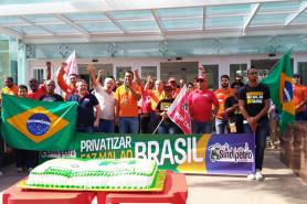 Aniversário de 64 anos da Petrobras