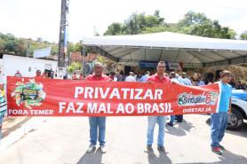 Obra anel rodoviário Candeias 06/03/2017