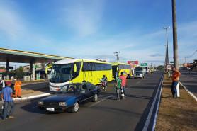 Paralisação região de Alagoinhas  15/03/2017