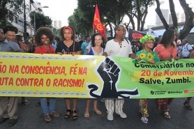 Marcha Consciência Negra (20/11)