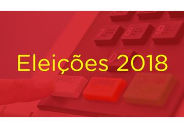 Eleições 2018 - Acompanhe conosco a apuração dos votos