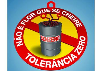 Em memória das vítimas da Exposição ao Benzeno