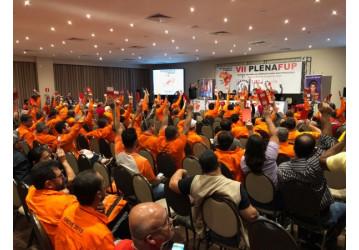 Plenafup aprova apoio à eleição de Lula e fortalece luta por nenhum direito a menos