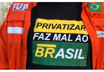 Maioria da população rejeita privatizações e mudanças na CLT