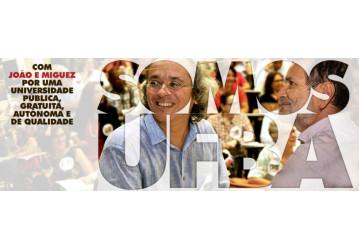 "Sindipetro Bahia apoia a Chapa ""SOMOS UFBA"""