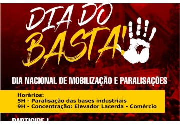 Petroleiros vão às ruas dizer basta ao golpe e ao retrocesso