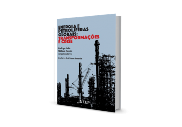 Fique por dentro da geopolítica do petróleo - Baixe o livro do INEEP