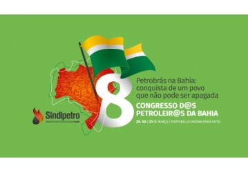 8º Congresso - Comissão organizadora prorroga prazo para inscrições de delegados (as) e teses