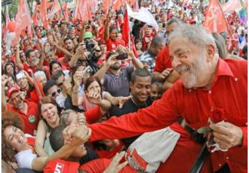 """Participe da campanha """"Lula candidato ao premio Nobel da Paz"""""""