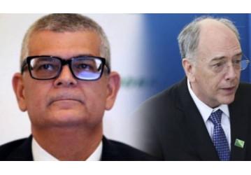 Pedro Parente e Ivan Monteiro no banco dos réus