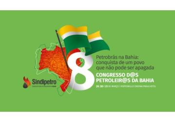 8º Congresso - Últimos dias para inscrição de delegados(as) e de  teses