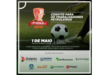 Sindipetro Bahia e empresas do setor privado promovem I Torneio Esportivo, em Alagoinhas