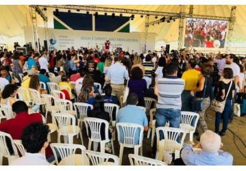FAMA 2018: crimes da Samarco, Hydro e privatização marcam primeiro dia do Fórum