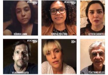 Artistas cobram posição do TSE sobre denúncia de pacote de fake news contra PT