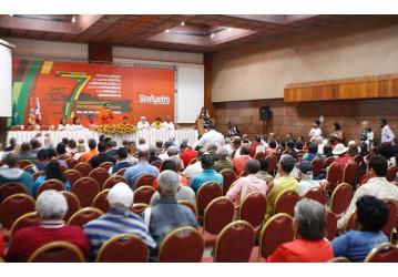 7º Congresso – Abertura do evento teve foco na luta histórica dos petroleiros