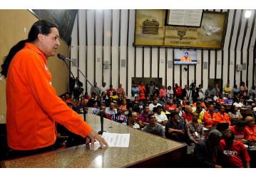 Sindipetro defende retomada de investimentosda Petrobras