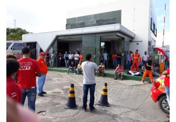 Paralisação no TEMADRE abre agenda de atividades de construção da greve da categoria petroleira