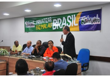 Audiência pública em São Sebastião do Passé aponta mobilização para barrar privatização e desmonte da Petrobrás