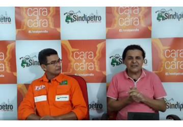 Programa Cara a Cara se firma como um importante canal de diálogo com a categoria petroleira da Bahia