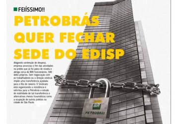Assembleia no EDISP discutirá estratégias de resistência ao fechamento da unidade