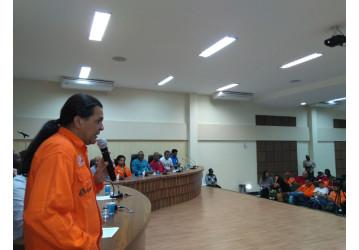 Audiência na Câmara de Candeias - Manutenção da Petrobrás na Bahia não é questão técnica, mas política