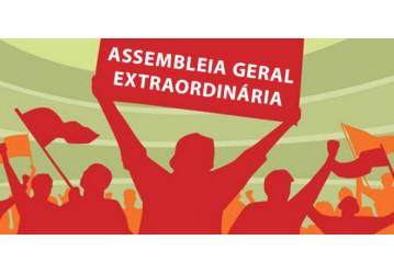 De 02 a 11 de maio, AGE discutirá greve nacional